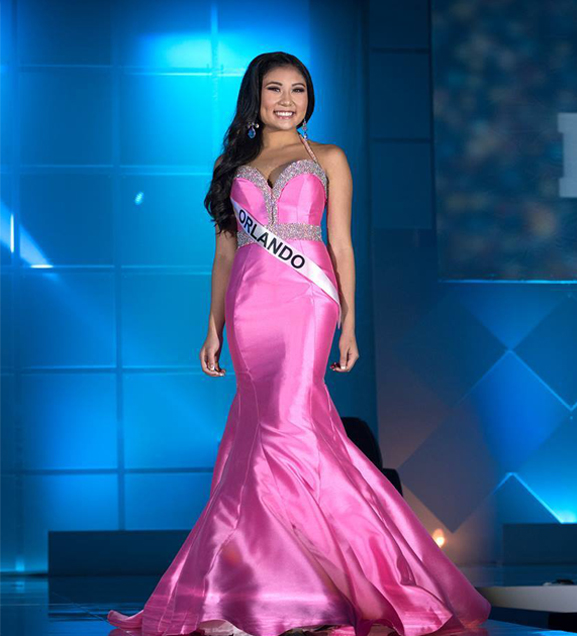 Required Competitions - National American Miss