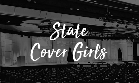 National American Miss State Cover Girls