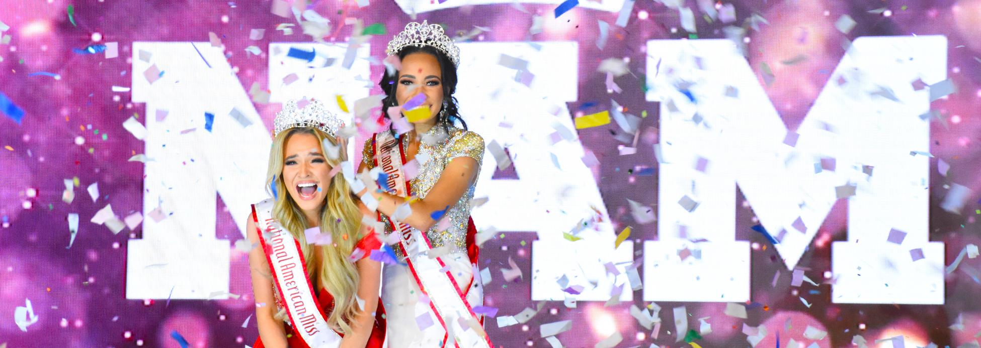 National American Miss - National American Miss Pageant - NAMiss
